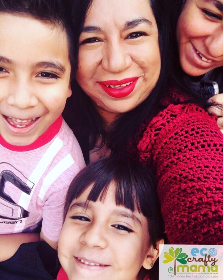 Familia Eco Crafty Mamá, confía en tu sexto sentido